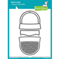 Lawn Fawn Ready Set Snow Shaker Die Set