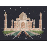 DMC Mr X Stitch Glow in the D'Architecture Collection - Agra by Night