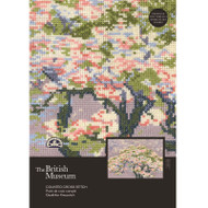 DMC British Museum A Tree in Blossom Counted Cross Stitch Kit