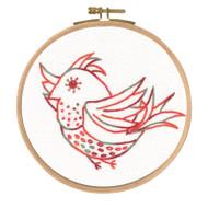 DMC Embroidery Kit - Little Birds - Free Spirit