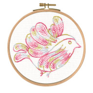 DMC Embroidery Kit - Little Birds - Cloud Surfing