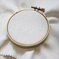DMC Beechwood Embroidery Hoop - 3 inch