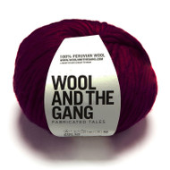 WATG Crazy Sexy Wool - Margaux Red