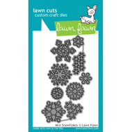Lawn Fawn Mini Snowflakes Die