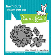 Lawn Fawn Mini Wreath Die