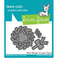 Lawn Fawn Mini Wreath Die