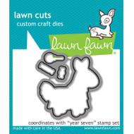 Lawn Fawn Year Seven Die