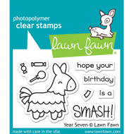 Lawn Fawn Year Seven Stamps