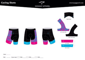 Jessica Jones Meyers Collection Cycling Shorts