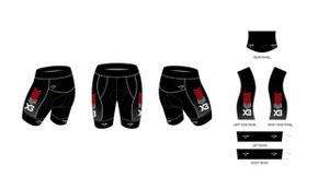 X3 Tri Short