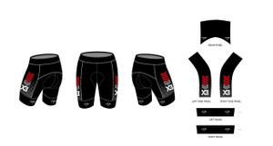 X3 Cycling Shorts