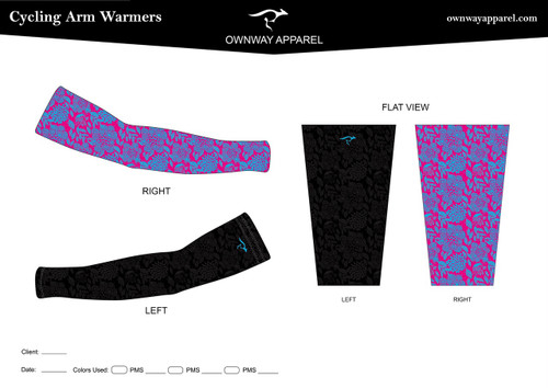Jessica Jones Meyers Collection Arm Warmers