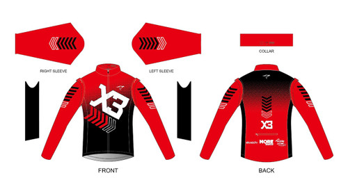 X3 Convertible Jacket