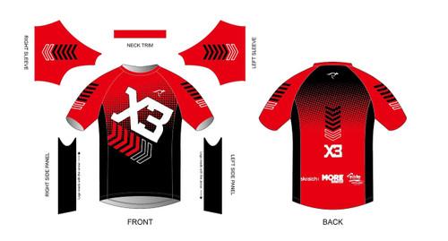 X3 Running Shirt