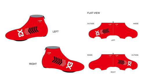 X3 Summer Shoe Covers