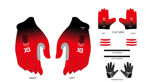 X3 Thermal Winter Gloves