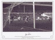Manchester City 1970 League Cup Winners. Glyn Pardoe scores the winning goal for Manchester City in the 1970 League Cup Final against West Brom. Manchester City won the game 2-1 after extra time.