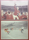 Stunning 1966 montage, including Hurst scoring and an iconic picture of the England team celebrating their victory at Wembley on 30th July 1966.