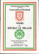 original Official programme for the international match Wales V Ireland played on 11 September 1979 at The Vetch, Swansea.