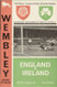 On offer is an original Official programme for the International match England V Ireland, the game was played on 10 November 1965 at Wembley Stadium.