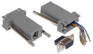 DB25M/8P8C Adaptor - P0826