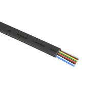 Cord Flt 8C 100m Blk - Y9411