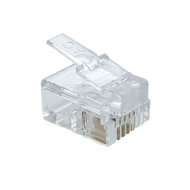 6P4C Flt/Str (100-Pack) - P2015