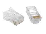 8P8C Rnd/Str (100-Pack) - P2063