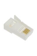 UK/NZ Rev Plug 6P4C - P2999