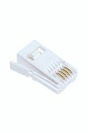 UK/NZ Mod Plug 6P4C - P3000