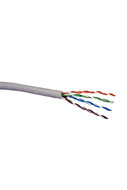 CAT-5e STRANDED CABLE (GREY) 305m PULL BOX