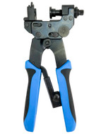 Coax Compression Tool Suits RG11 Quad-Shield - T0041