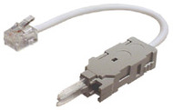 Test Cord Krone/6P2C - T0108