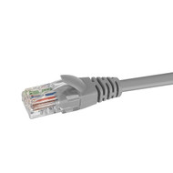 10m CAT5e UTP PATCH LEAD - ASH