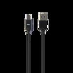 LED USB-A to USB-C