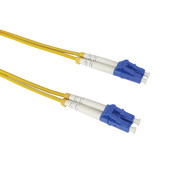 LC to LC OS2 Fibre Patch Cable
