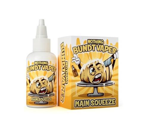 Nothing Bundt Vapes - Main Squeeze (60ML)