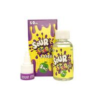 Sour Strapz Green Apple E-Liquid (60ML)