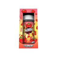Strawberry Sour Straws E-Liquid by Bazooka Sour Straws (200ML)