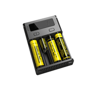 Nitecore NEW Intellicharger i4 Smart Charger