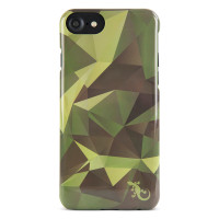 Designer Profile Case For iPhone 8/7/6/6s - Sharp Moss