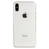Gecko Profile Case for iPhone X - Clear