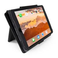 "Gecko Deluxe Folio for iPad Air 1/2 & iPad Pro 9.7"" - Black"
