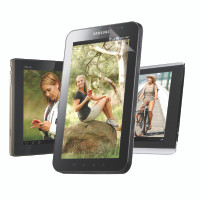 Gecko Clear Screen Protector for Tablet - 2 Pack