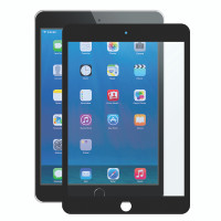 """Gecko Bubble-Free Screen Protector for iPad Air 1/2 & iPad Pro 9.7"""" - Black - 1 Pack"""