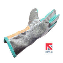 Beneflect™ Aluminised Heat-Resistant Gauntlet 35cm (W303/HR/14KL)