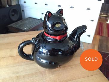 Shafford Kitty Teapot