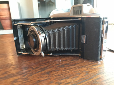 Kodak Tourist Camera, 1948