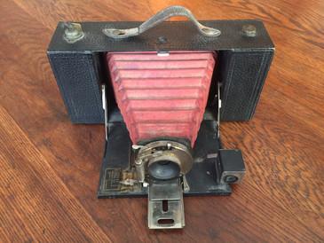 Folding Brownie Camera, 1905