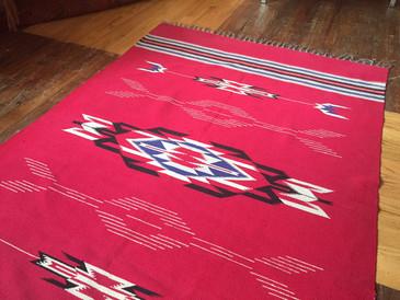 Chimayo Blanket, 1940s